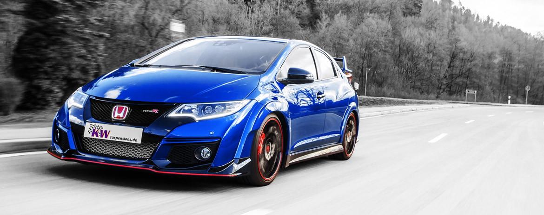 Honda Civic Type R coilovers | KW automotive UK Ltd